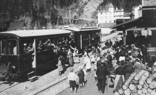 Switzerland's forgotten role in WWI
