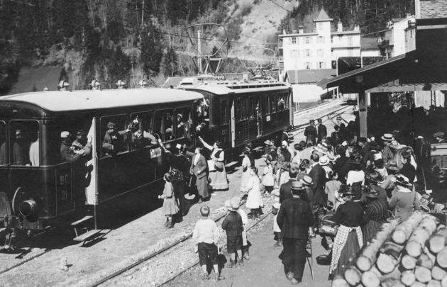 Switzerland's forgotten role in WWI